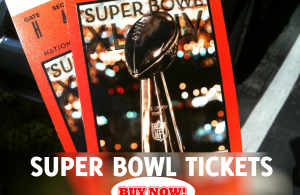 Super Bowl 50 tickets